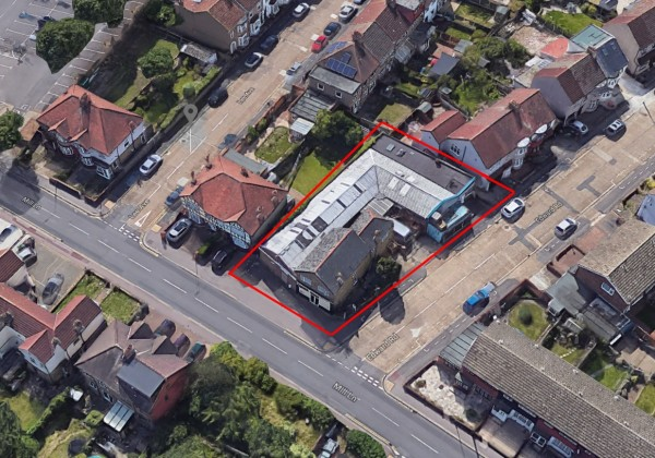 Mill Lane, Romford - EAID:, BID:cwc